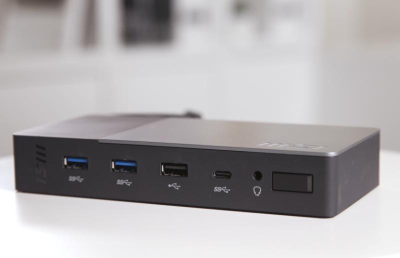 MSI USB-C Docking Station Gen 2 bonus tips