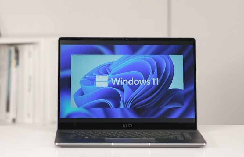 Windows 11 Upgrade Tutorial for Laptops