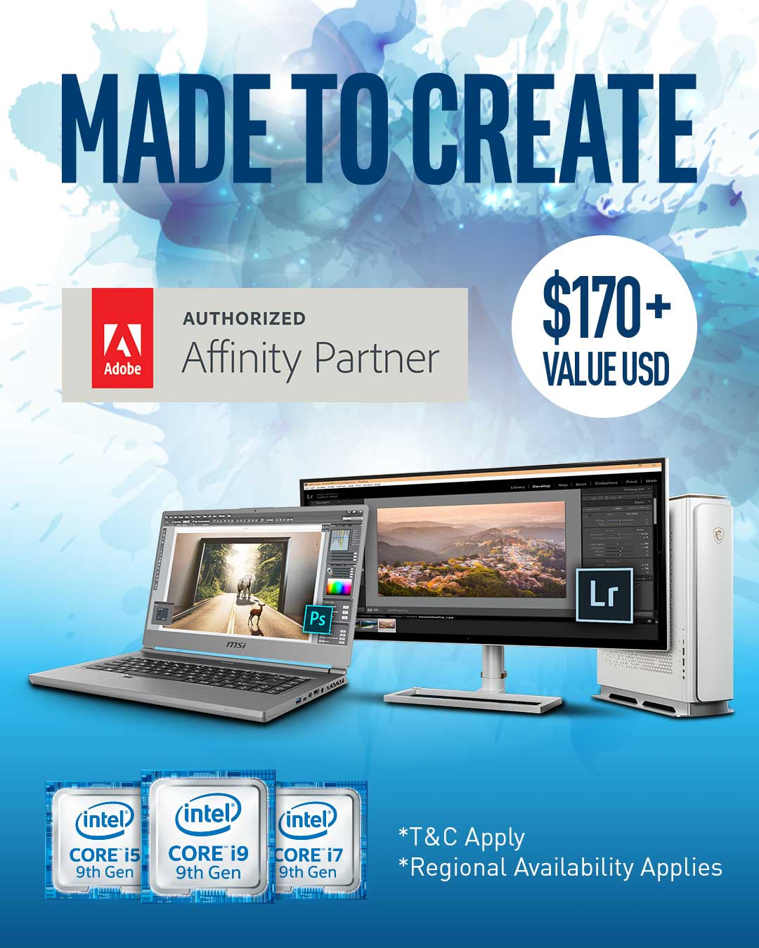 Adobe - Made to Create