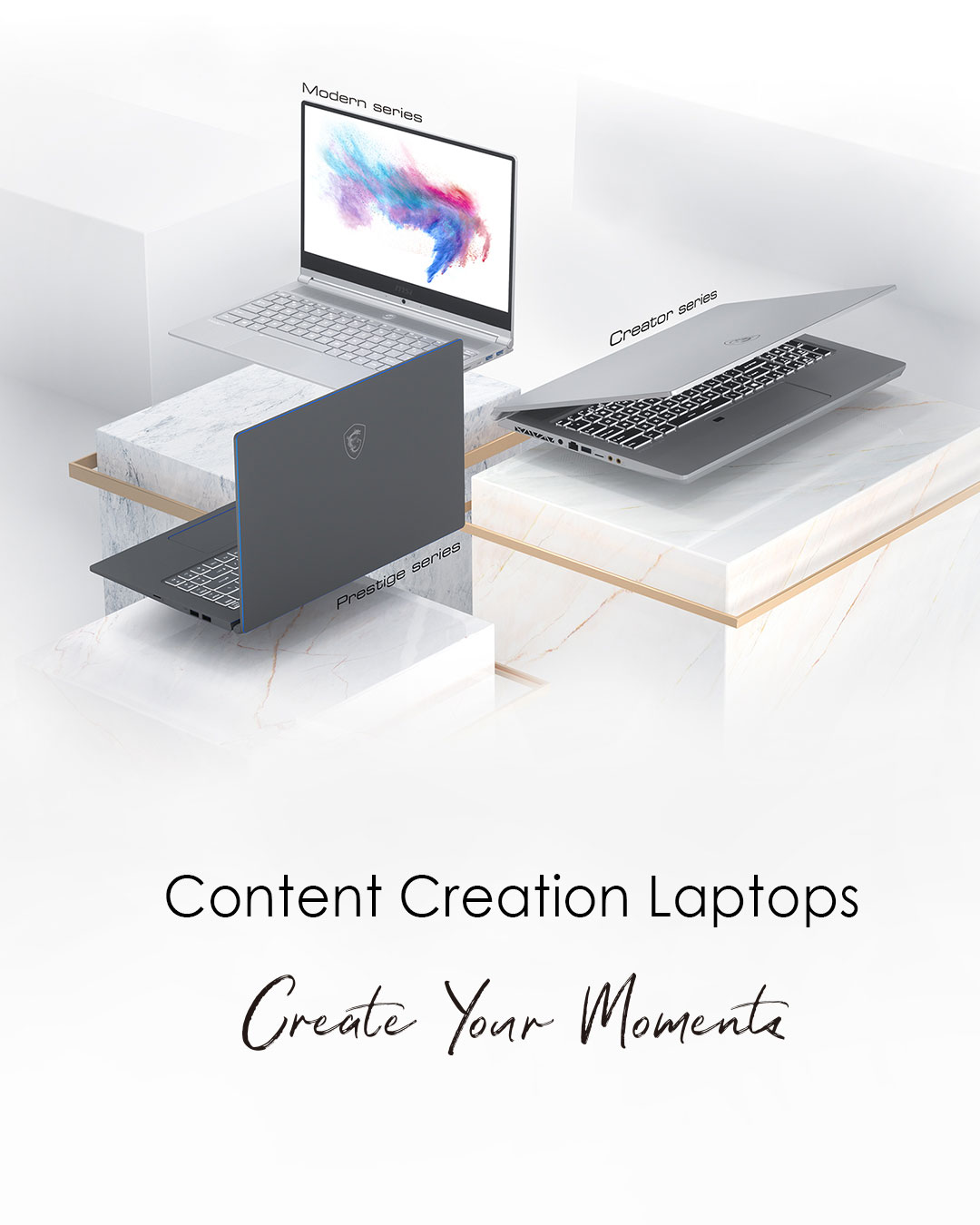 Content Creation Laptops