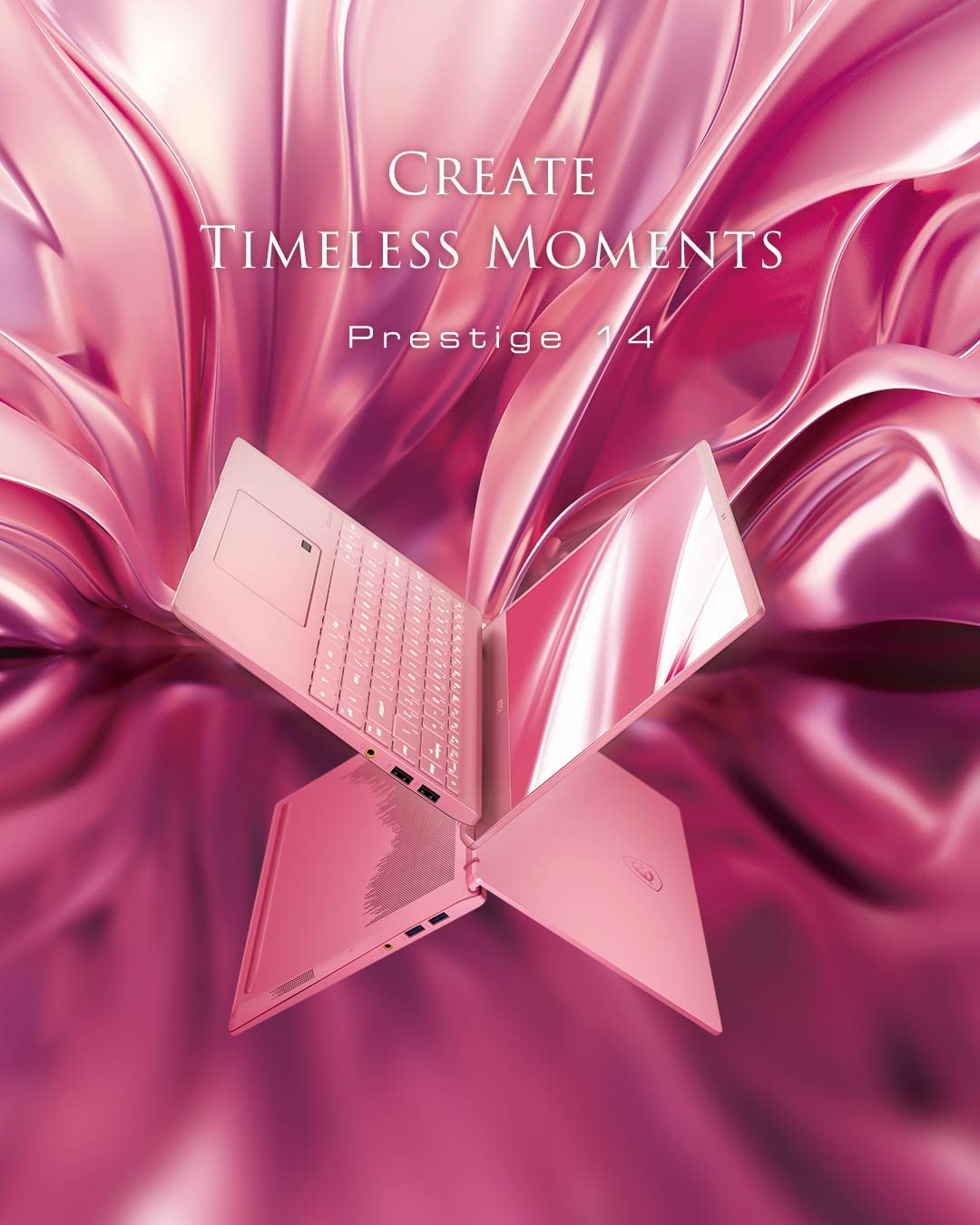 Prestige 14 Pink
