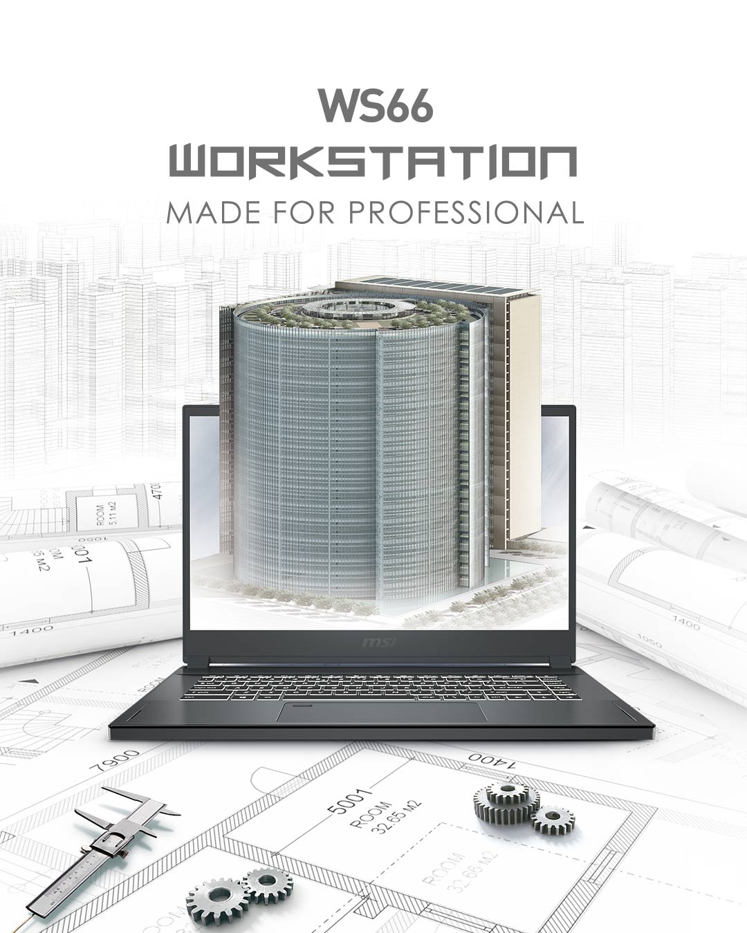 WS66 Mobile Workstation