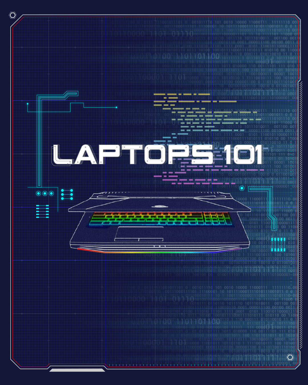 Laptops 101- Top 5 things to know when buying a laptop