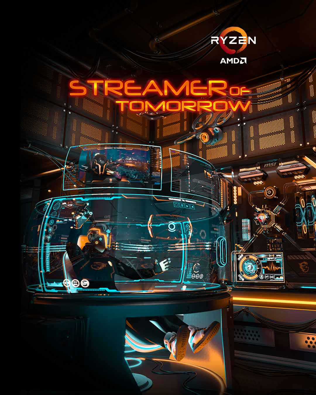 Streamer of Tomorrow