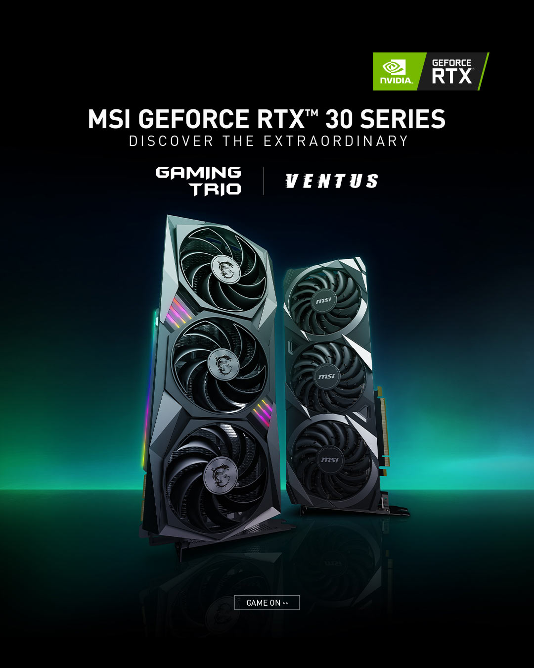 GeForce RTX 30 Series