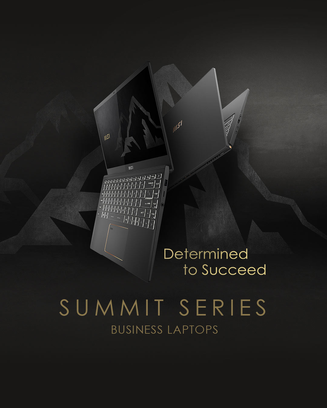 Summit E14 – Determined to Succeed