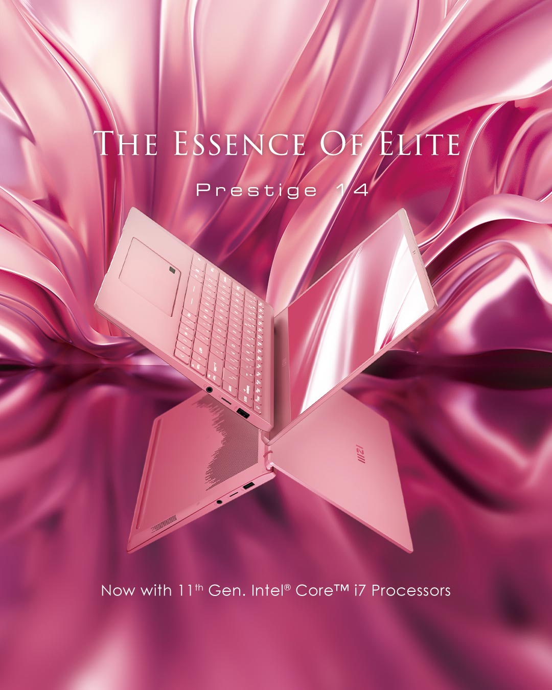 Prestige 14 Pink  – The Essence Of Elite
