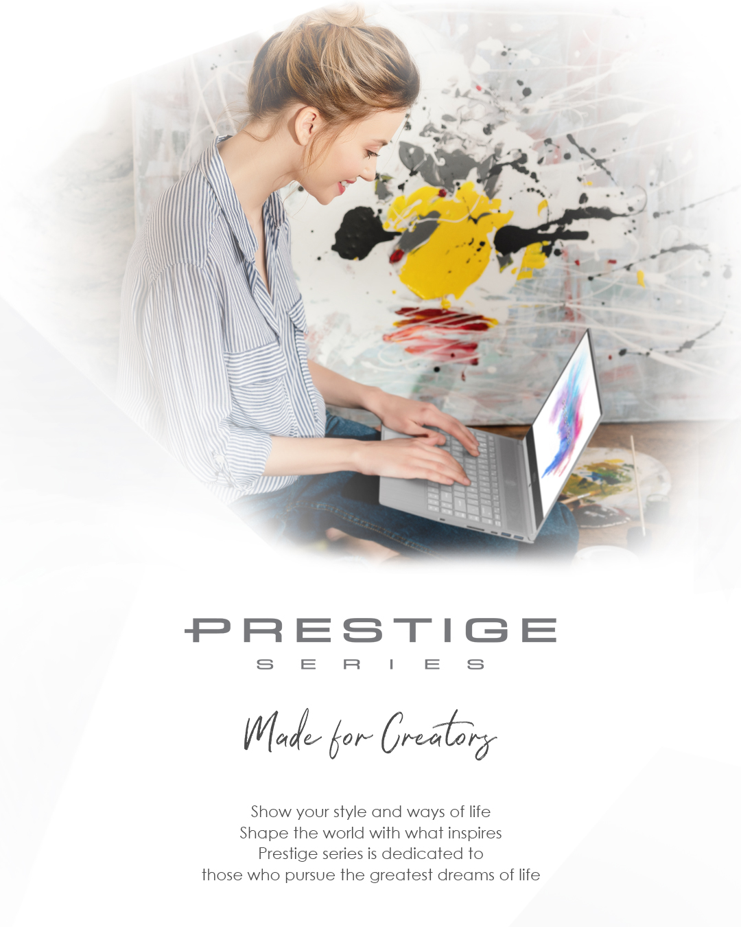 Prestige made for creators