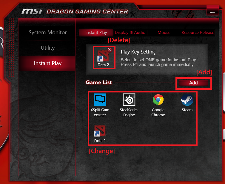 MSI GX660 NOTEBOOK SYSTEM CONTROL MANAGER XP