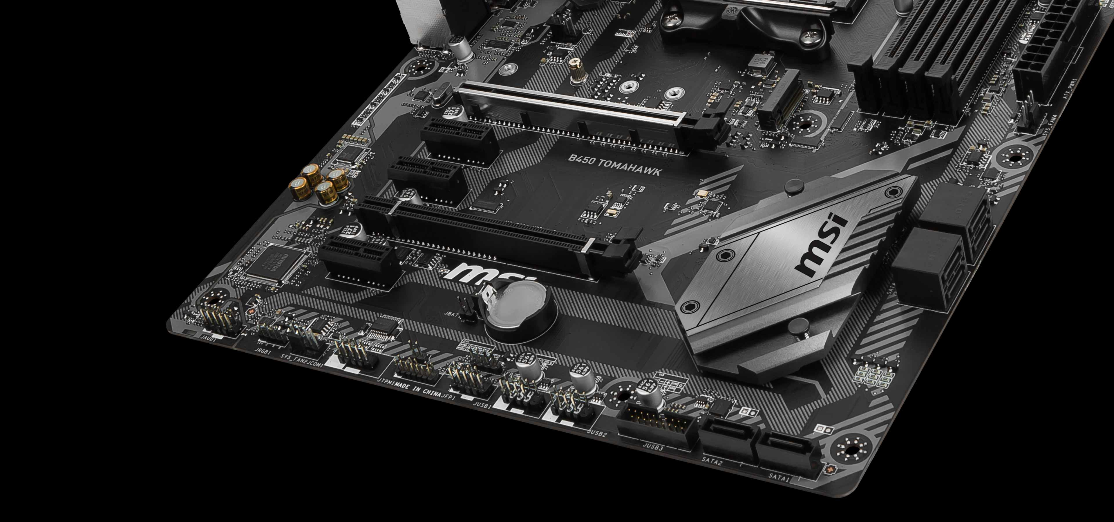 B450 TOMAHAWK | Motherboard - The world leader in motherboard design