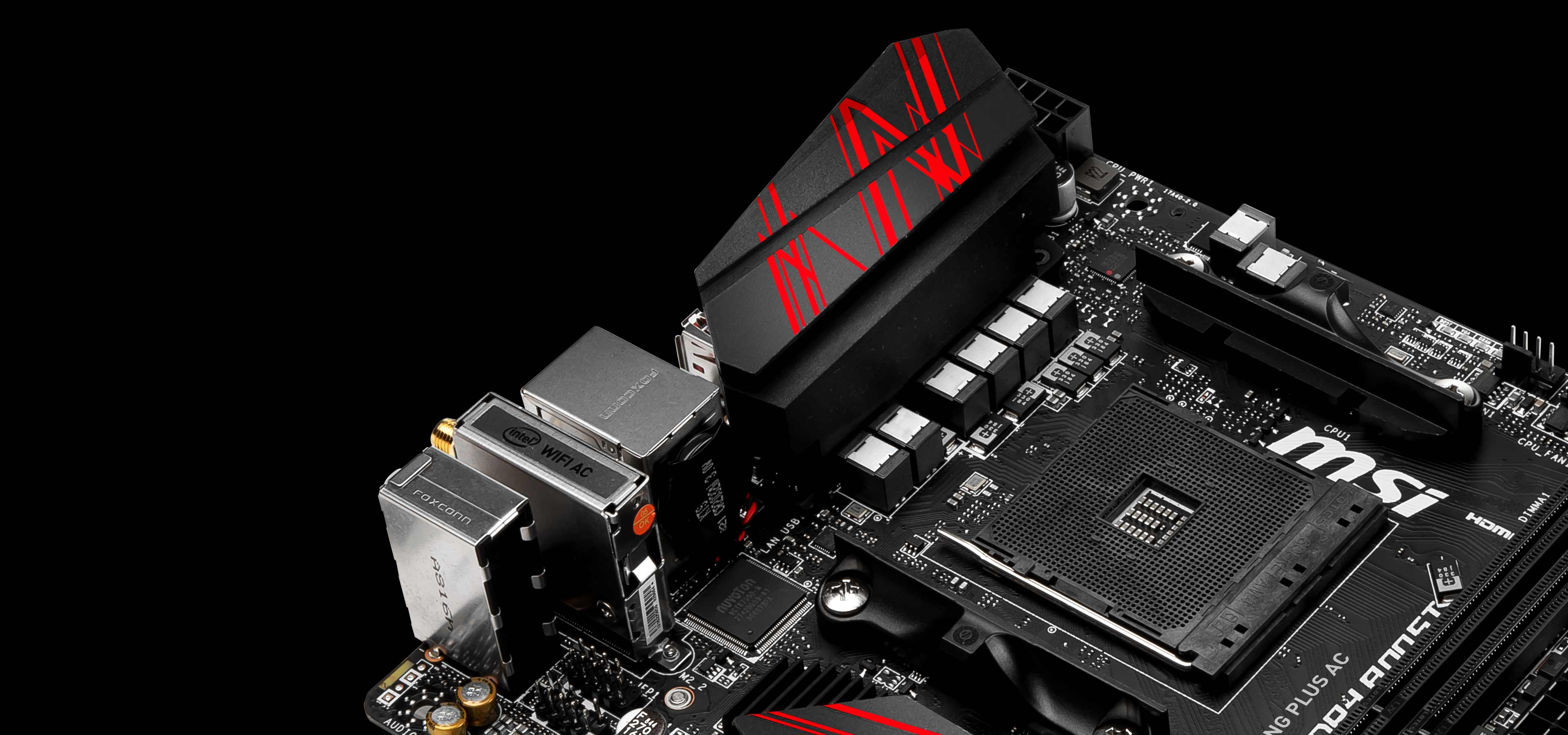 f55c51f2b4e B450I GAMING PLUS AC | Motherboard - The world leader in motherboard ...