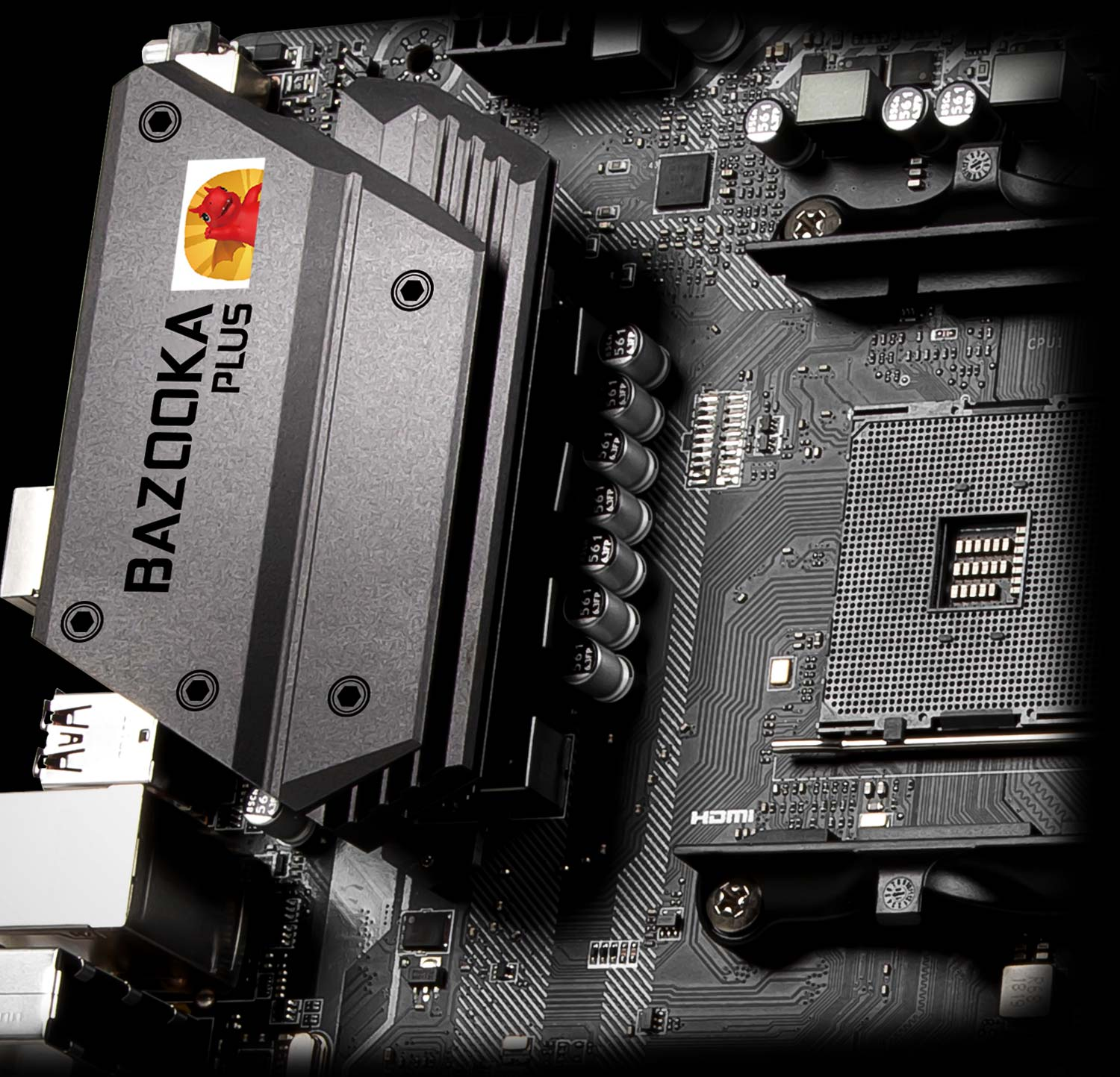 army sticker motherboard