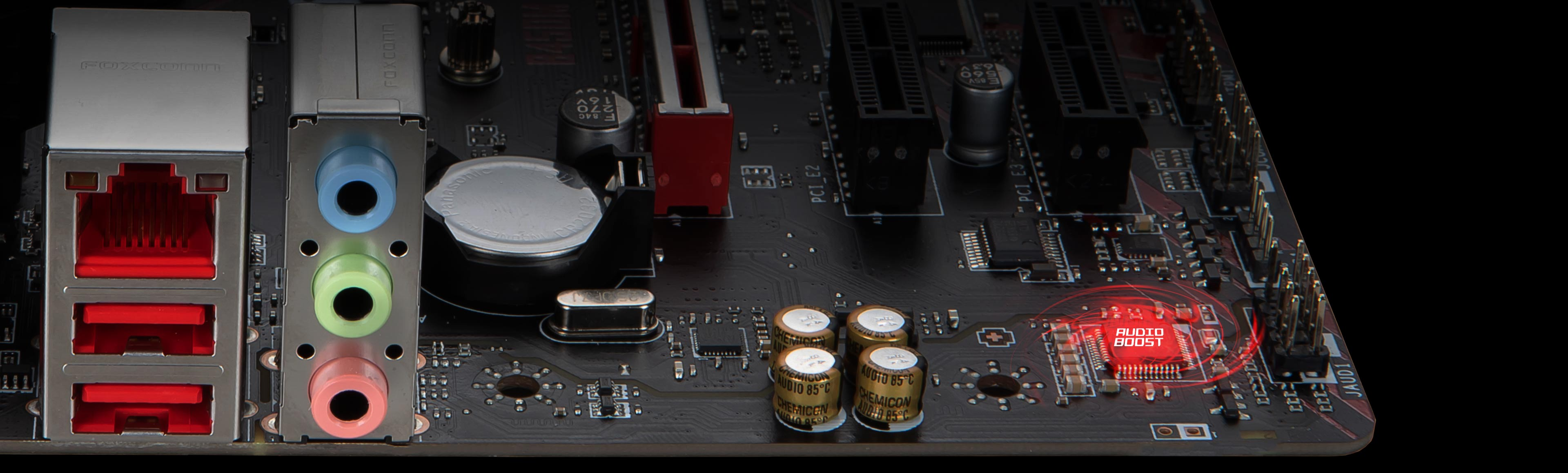 B450M GAMING PLUS | Motherboard - The world leader in