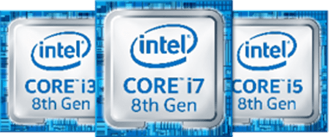 intel core i7 8th