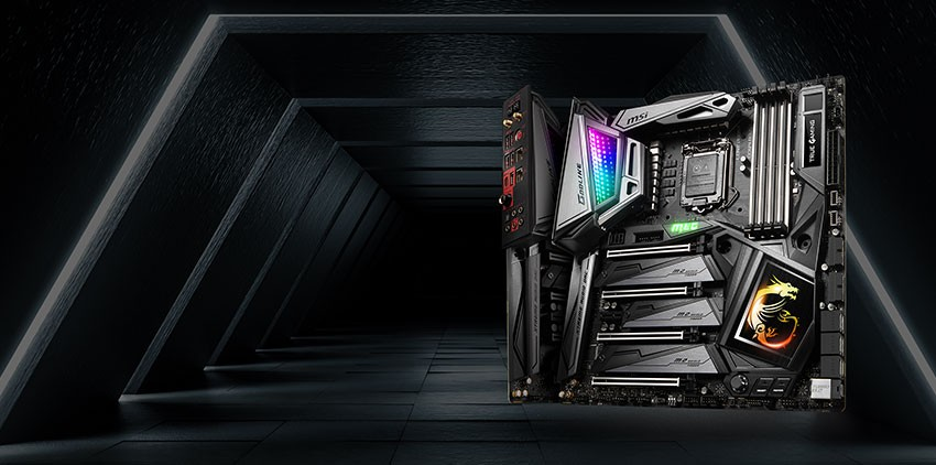 MEG Z390 GODLIKE | Motherboard - The world leader in motherboard