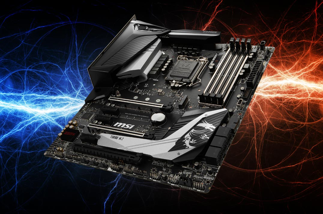 MPG Z390 GAMING PRO CARBON | Motherboard - The world leader