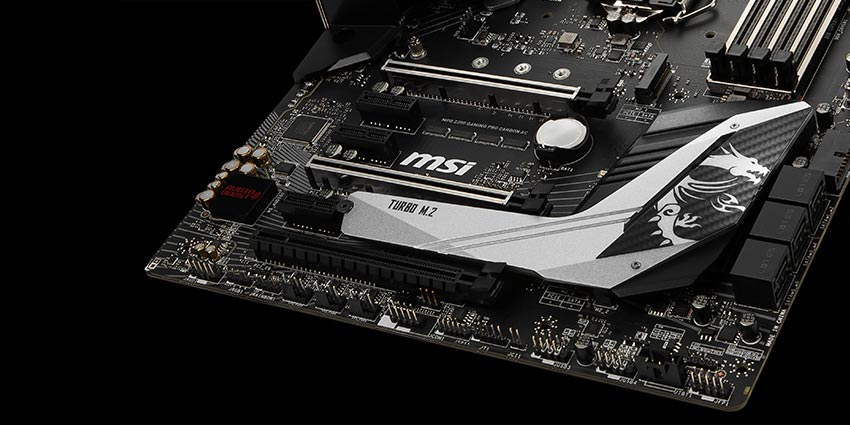 MPG Z390 GAMING PRO CARBON AC | Motherboard - The world leader in