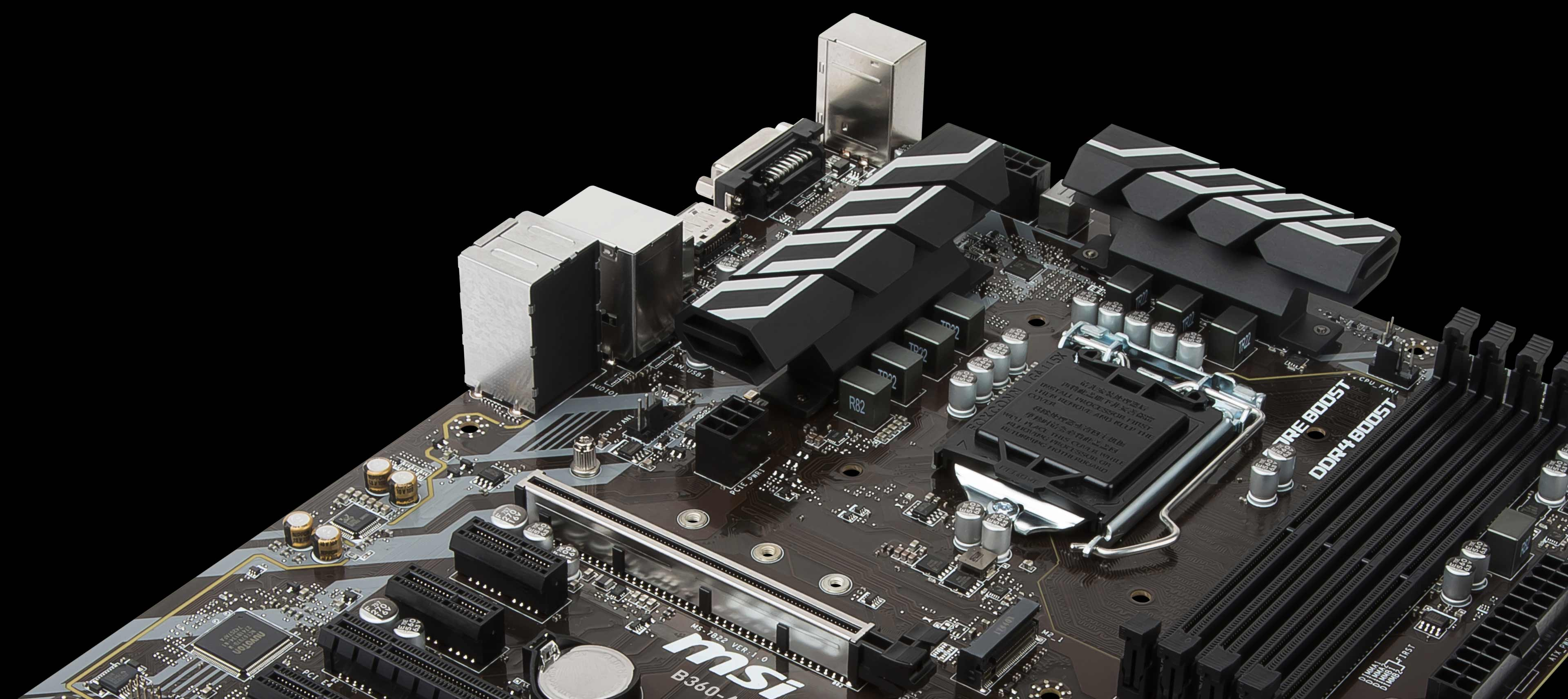 B360 A Pro Motherboard The World Leader In Design Cpu Components Diagram Free Image About Wiring And Schematic Stay Cool
