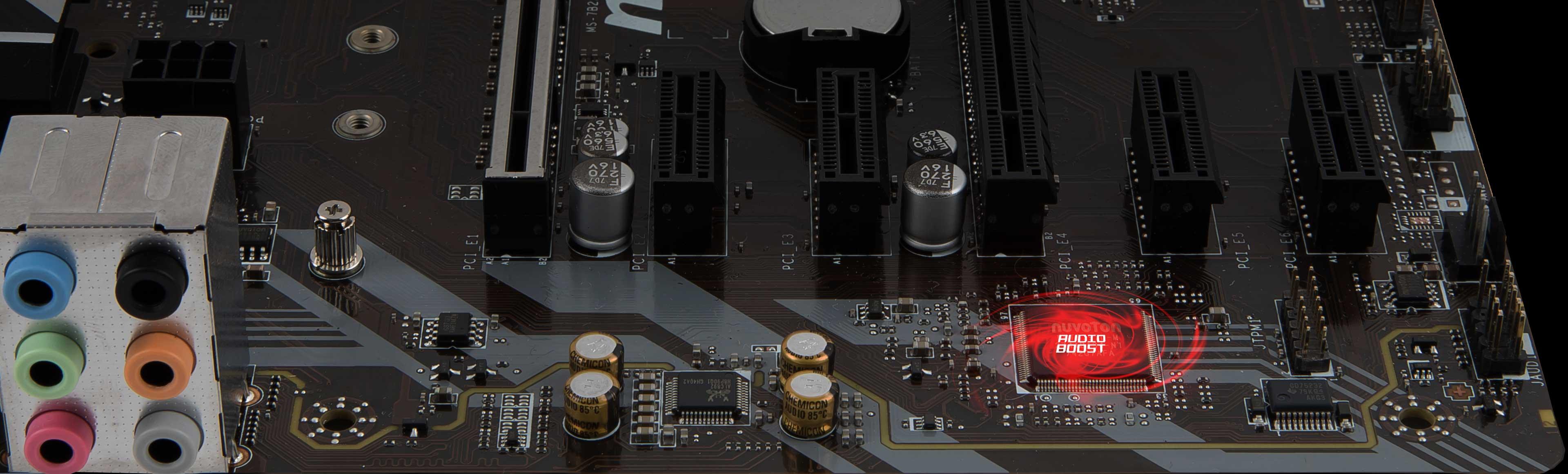 300 Series Intel B360 SATA 6Gb//s ATX Intel Motherb MSI PRO B360-A PRO LGA 1151