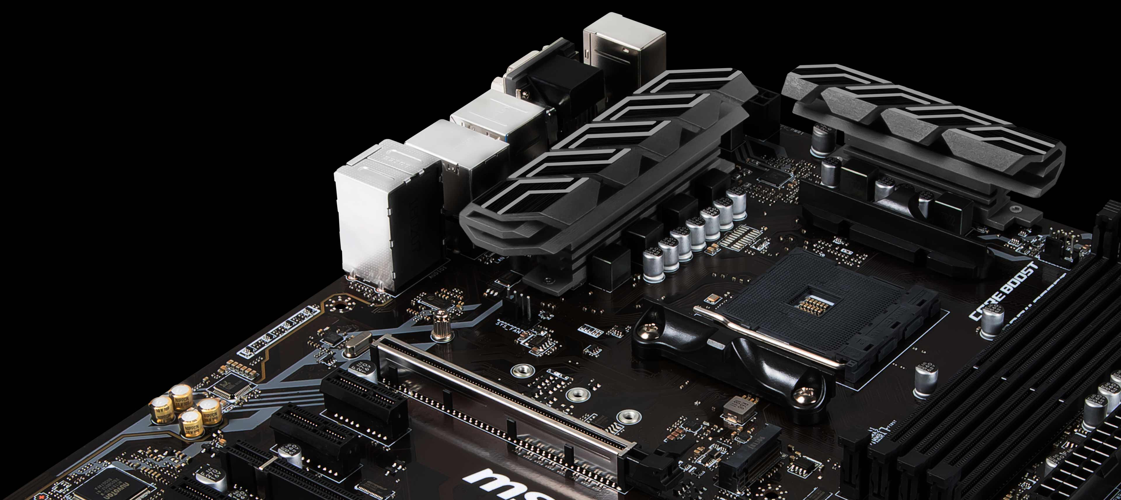 B450-A PRO | Motherboard - The world leader in motherboard design