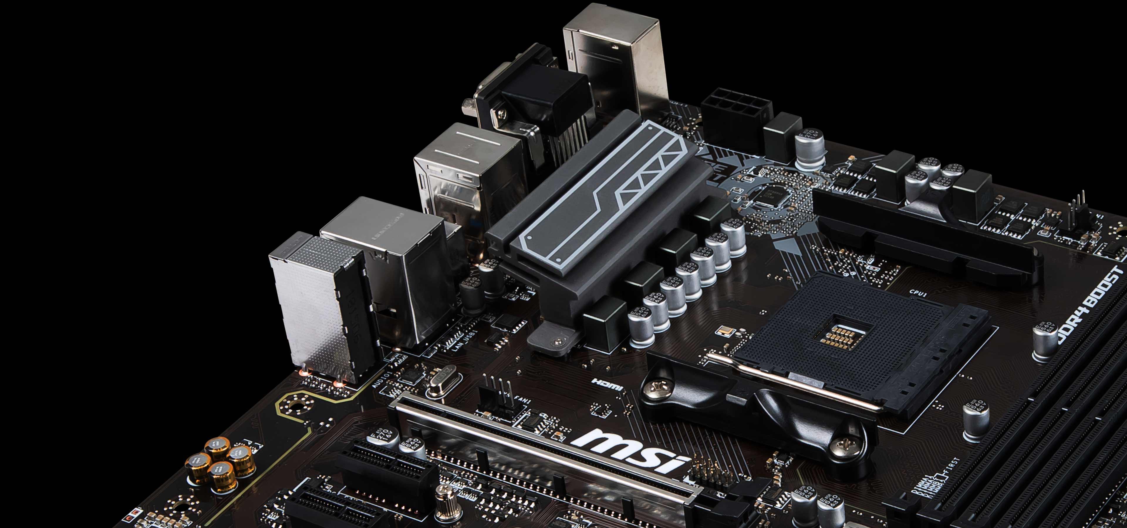 B450M PRO-VDH | Motherboard - The world leader in motherboard design