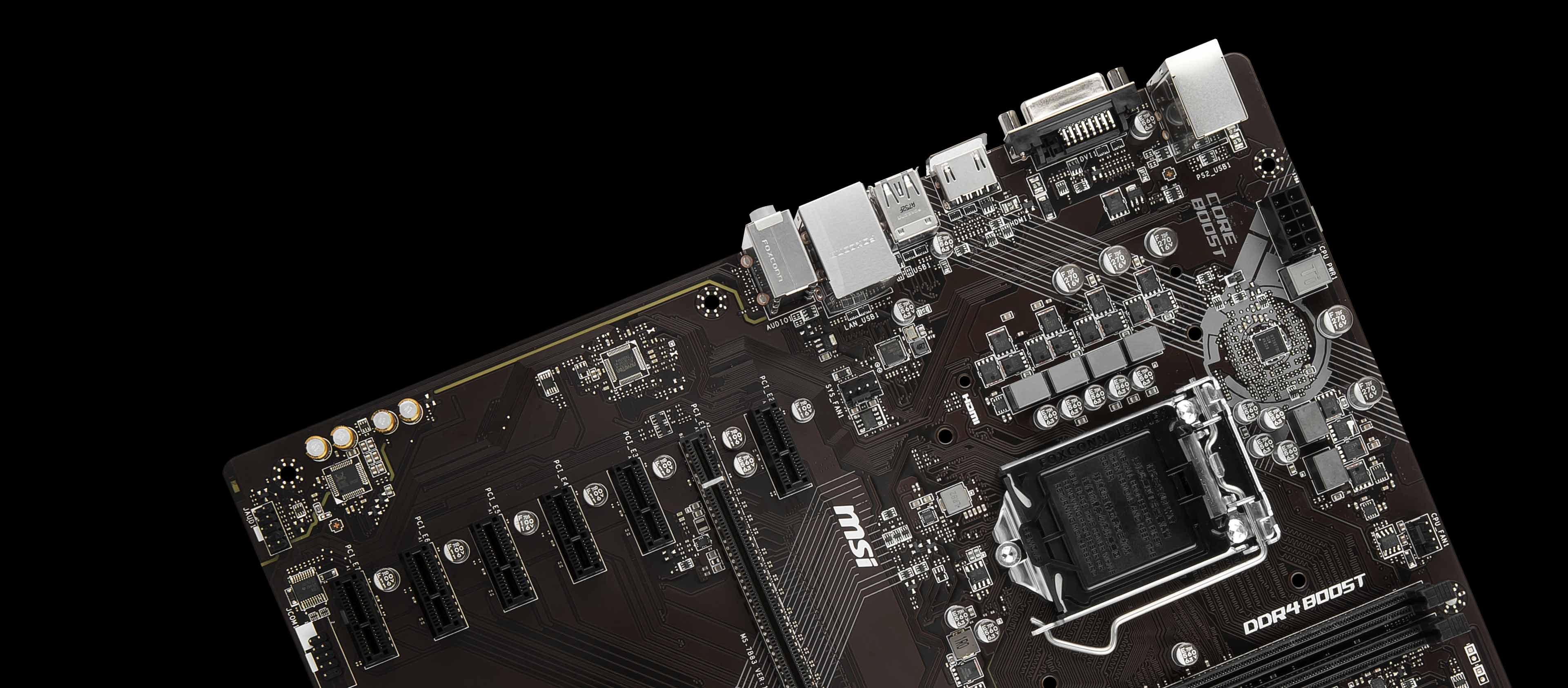 H310-A PRO | Motherboard - The world leader in motherboard