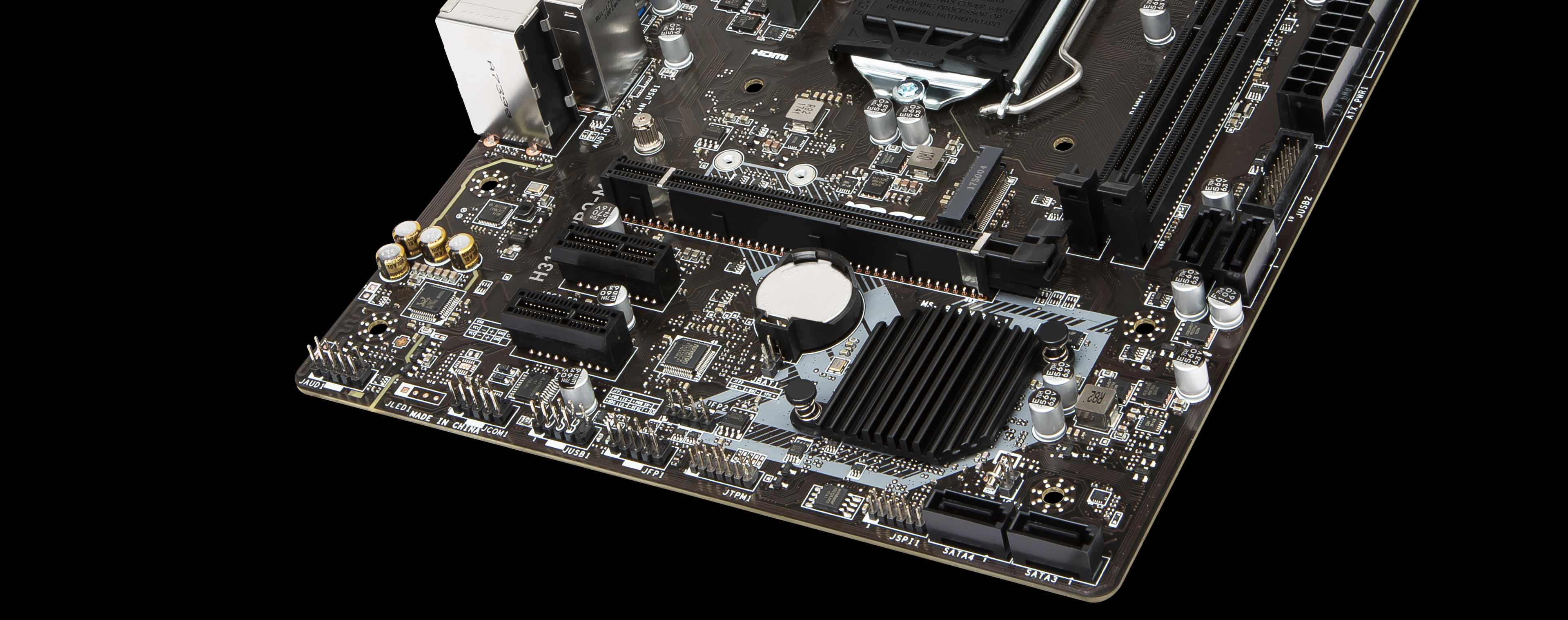 H310M PRO-M2 | Motherboard - The world leader in motherboard