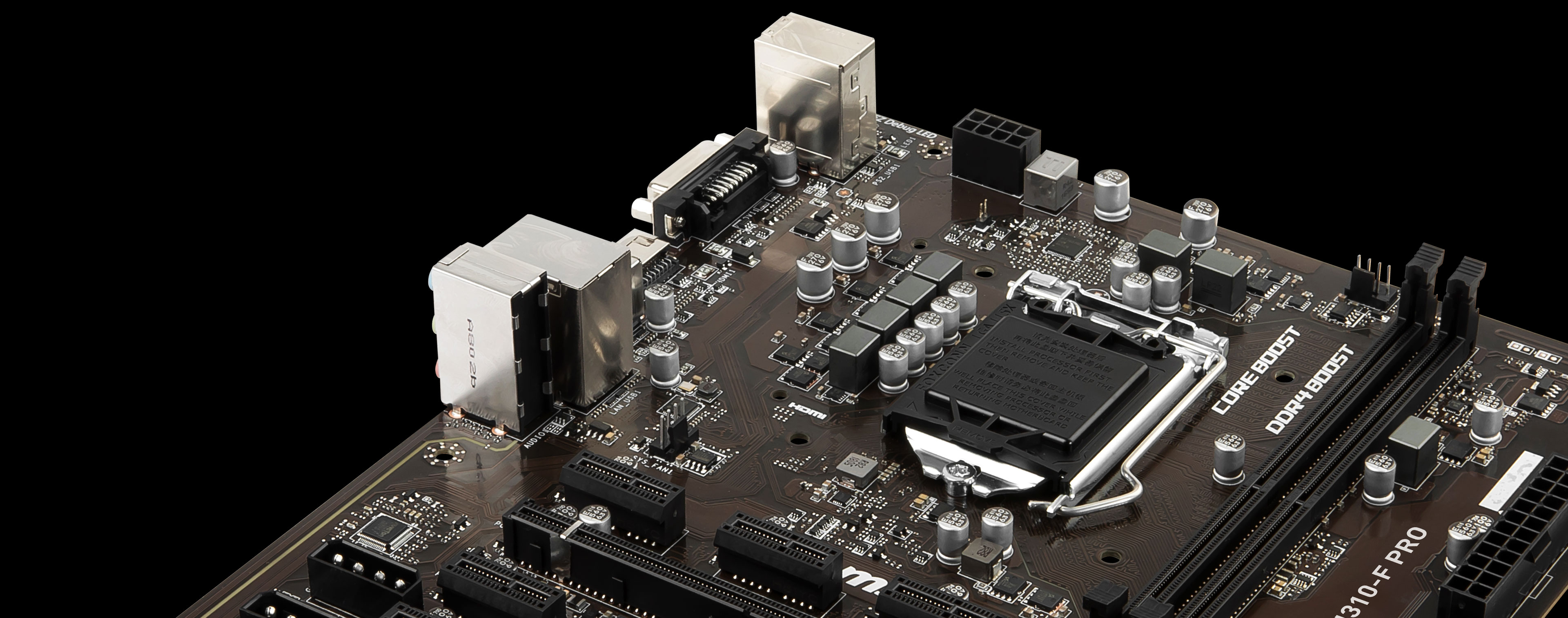 H310-F PRO | Motherboard - The world leader in motherboard design