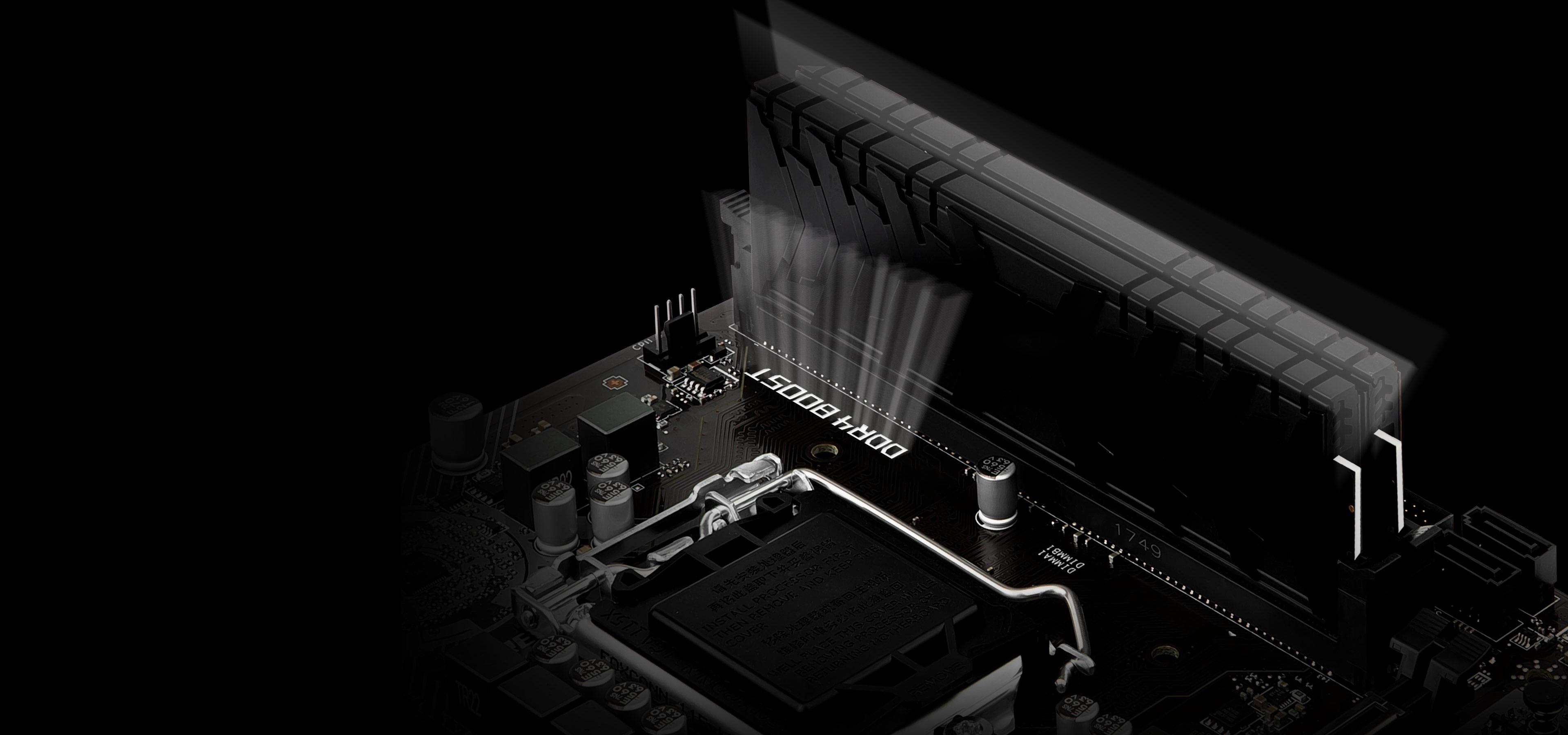 H310M PRO-VD | Motherboard - The world leader in motherboard design