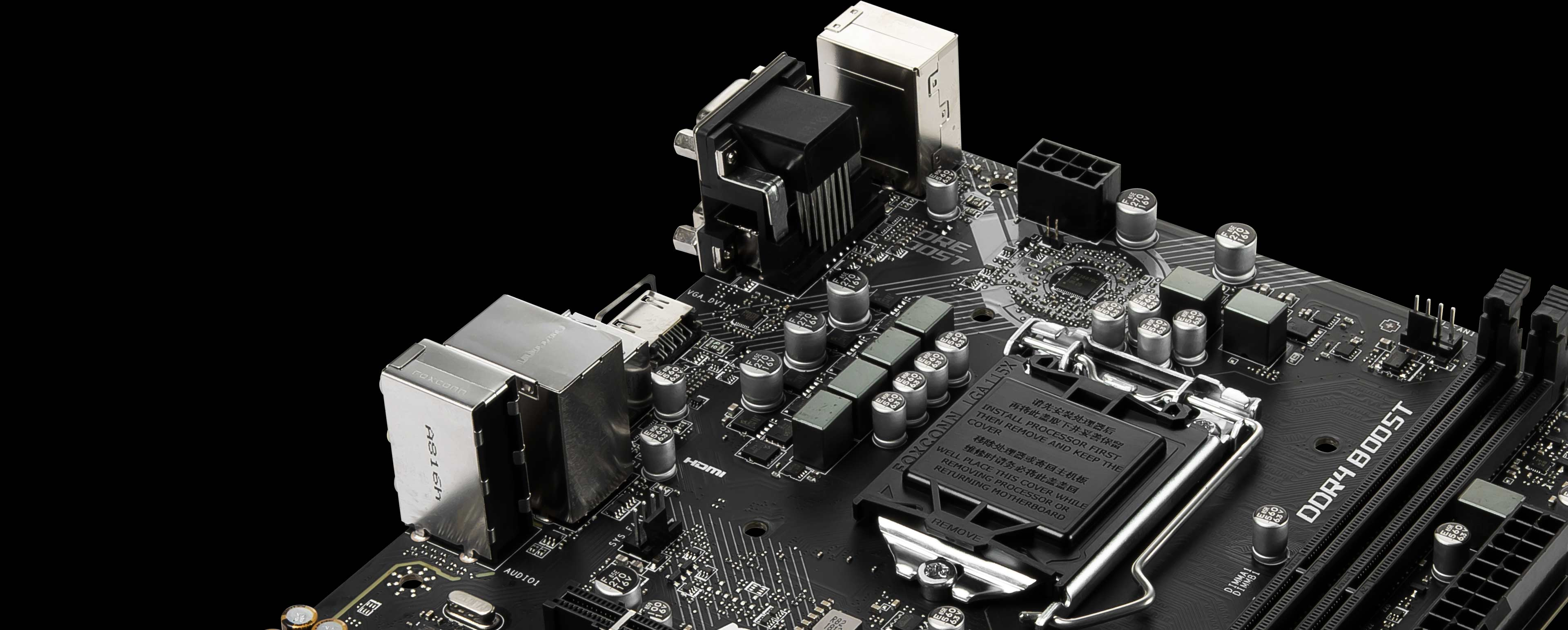 H310M PRO-VDH PLUS   Motherboard - The world leader in