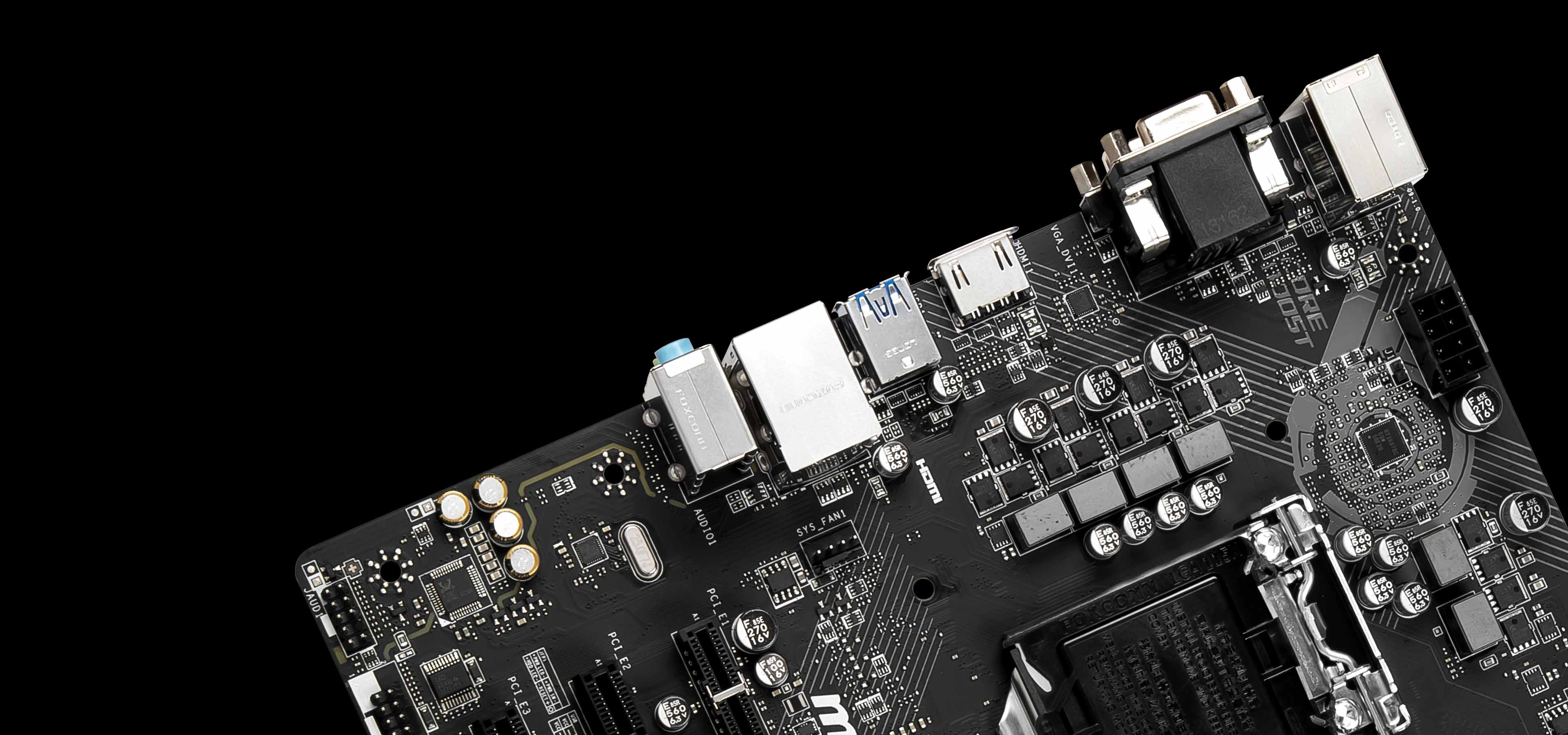 H310M PRO-VDH PLUS   Motherboard - The world leader in motherboard ...