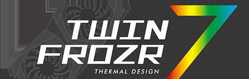 TWINFROZR 7 logo