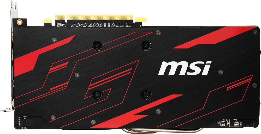 Radeon RX 580 MECH 2 8G OC   Graphics card - The world