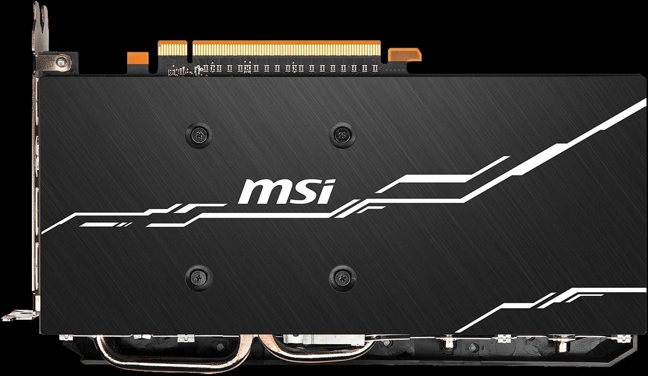 rx5700 mech backplate