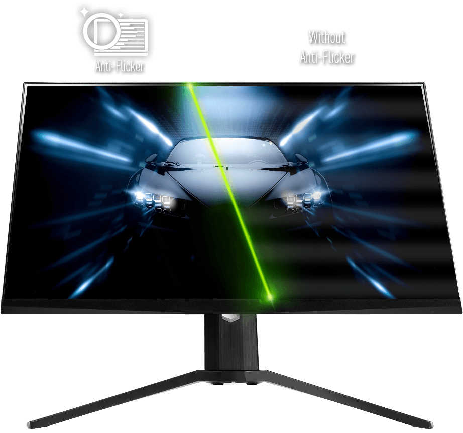 MSI Oculux NXG251R – All about eSports | Gaming Monitor | MSI