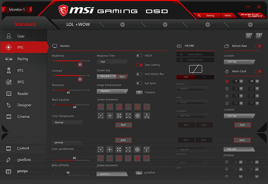 Optix MPG341CQR