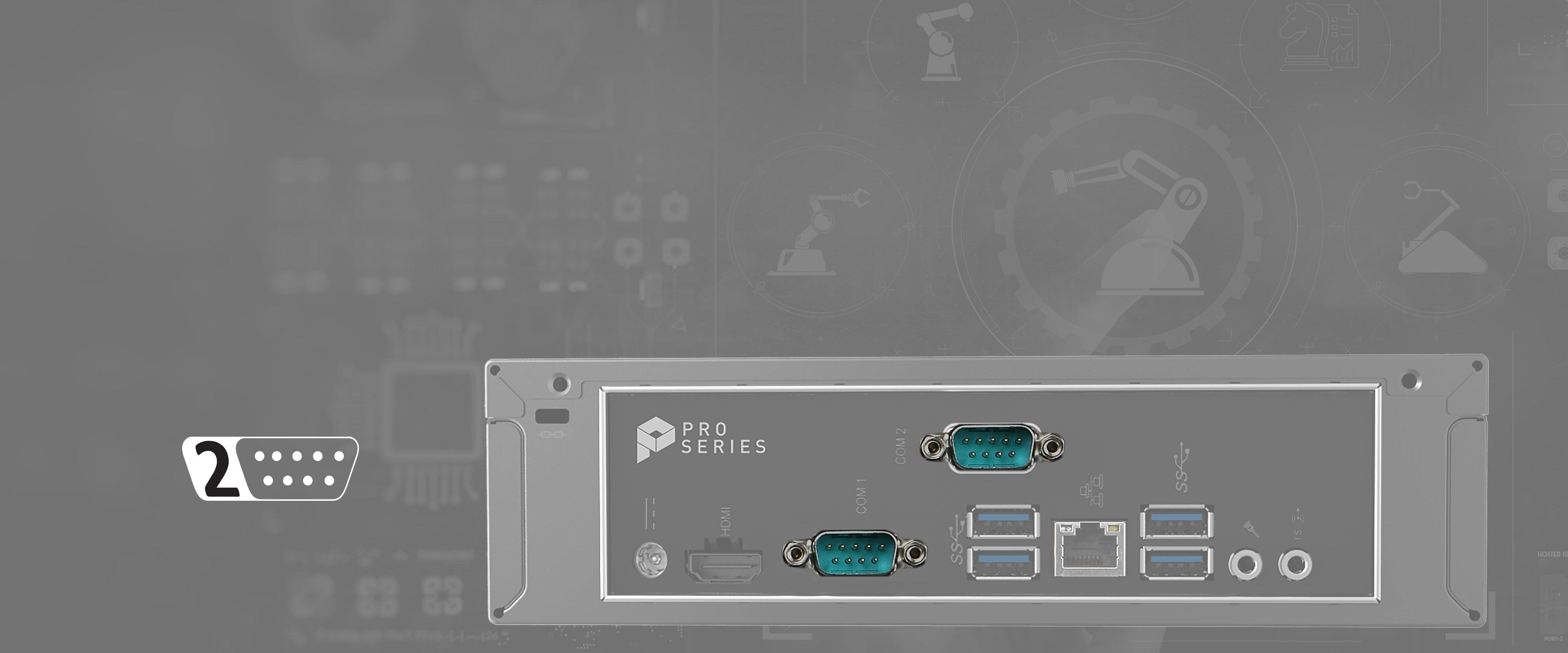 msi meg pro dp12 com port design