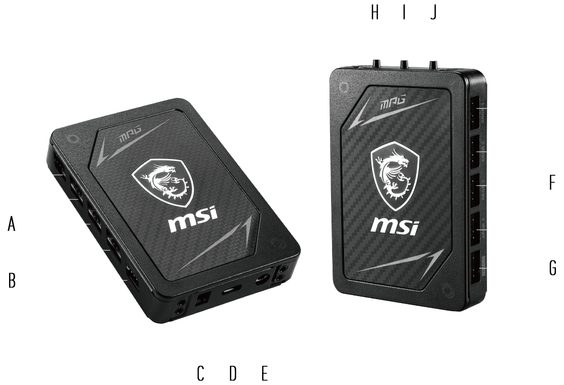 msi liquid core 360 fan slience