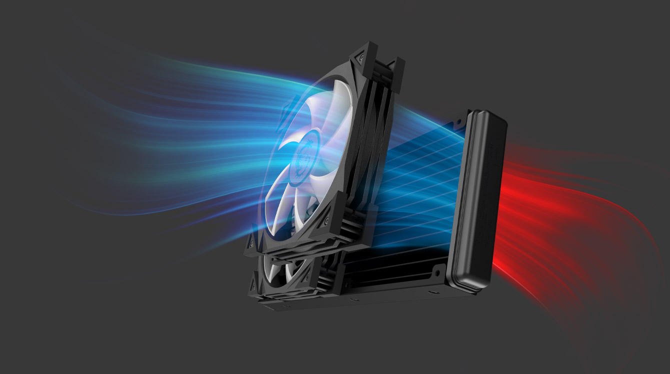 msi liquid cooling k240