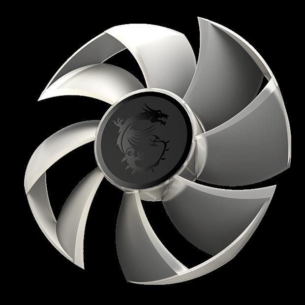 msi coreliquei k360 trox fan