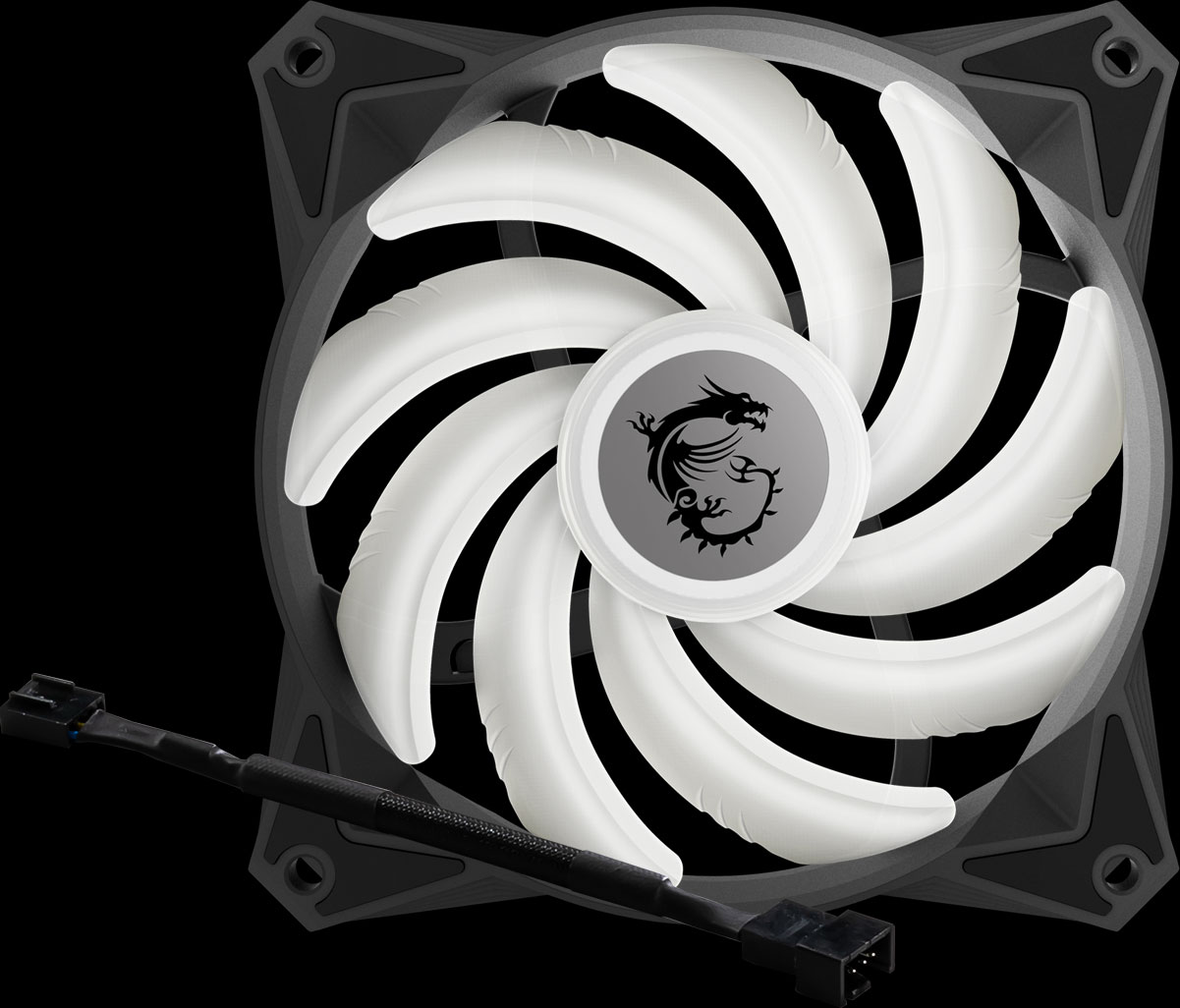 msi liquid core fan