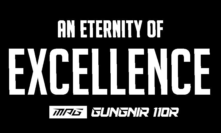 MPG GUNGNIR 110R