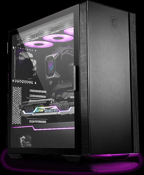 msi mpg RGB Case