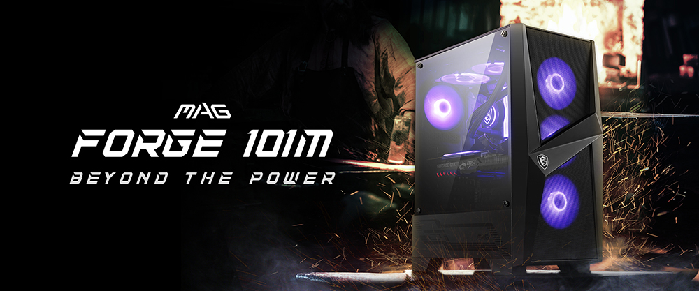FORGE 101M