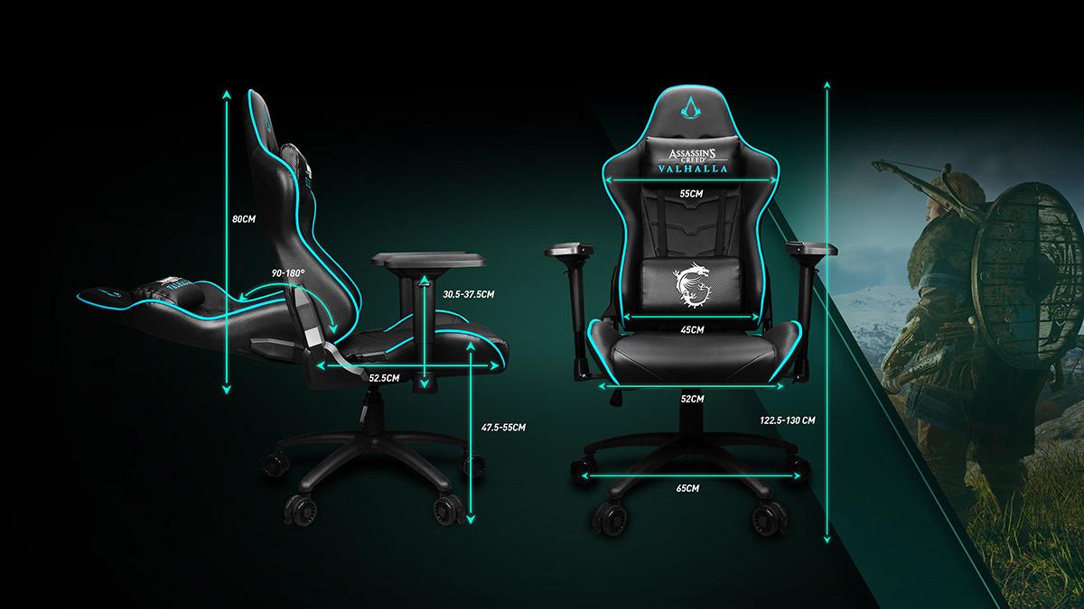 MSI Gamign Chair VALHALLA