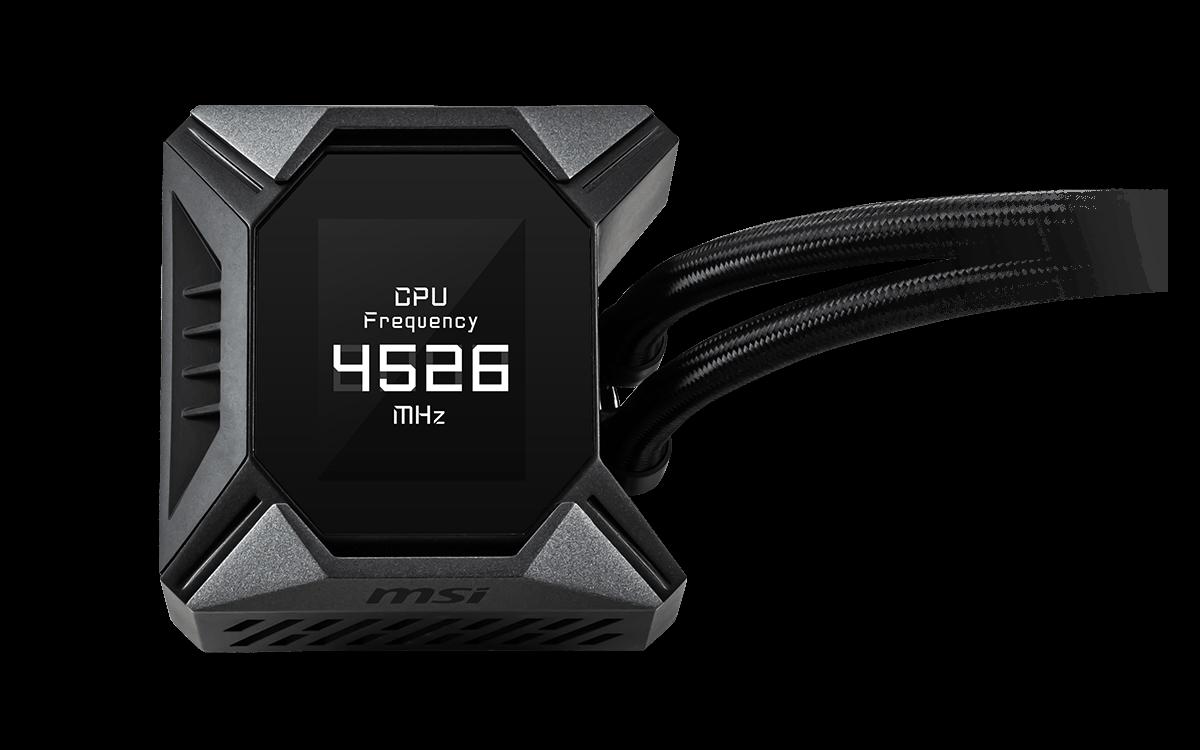 """2.4"""" Customizable LCD Display"""