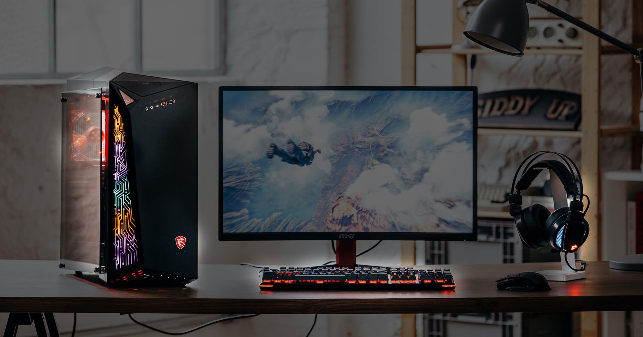 Infinite X | Desktop - The most versatile consumer pc | MSI Global