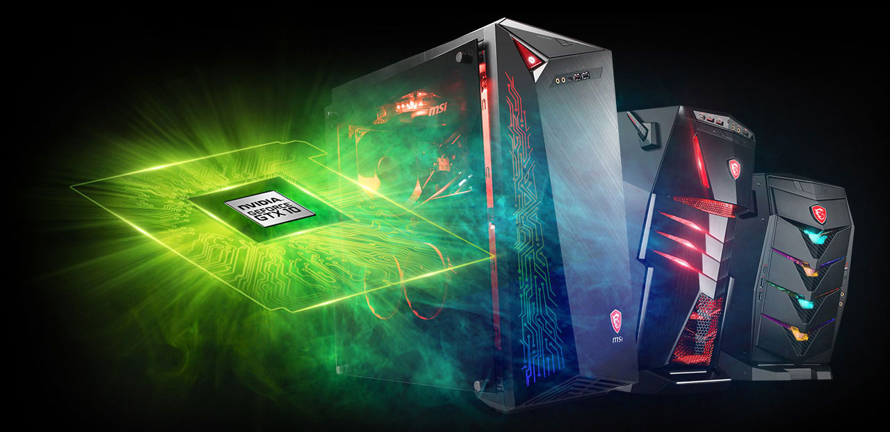MSI Infinite 8th Silent Storm Cooling