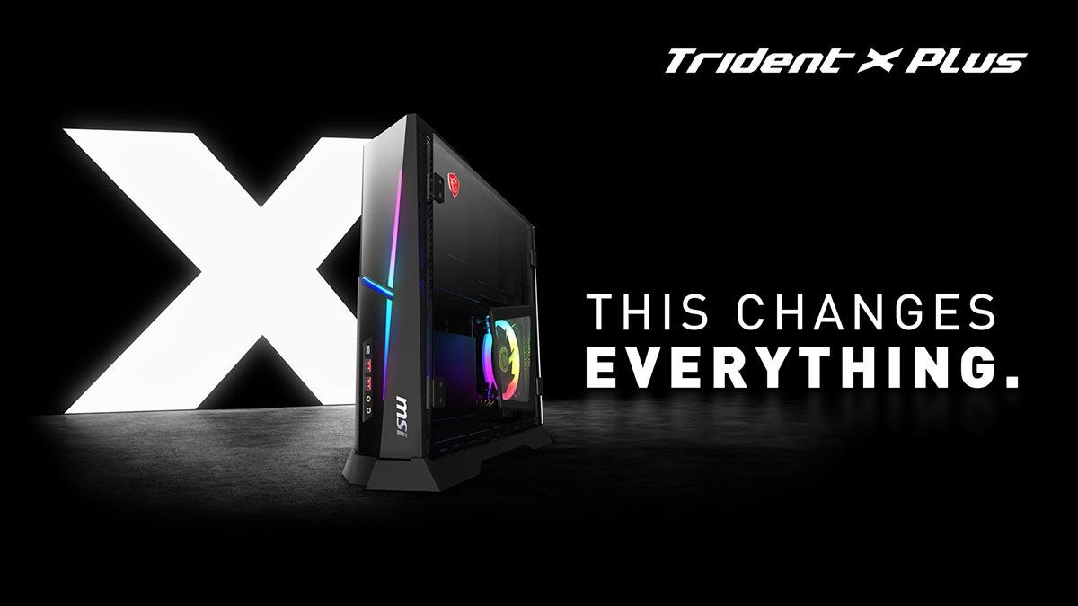Trident X Plus