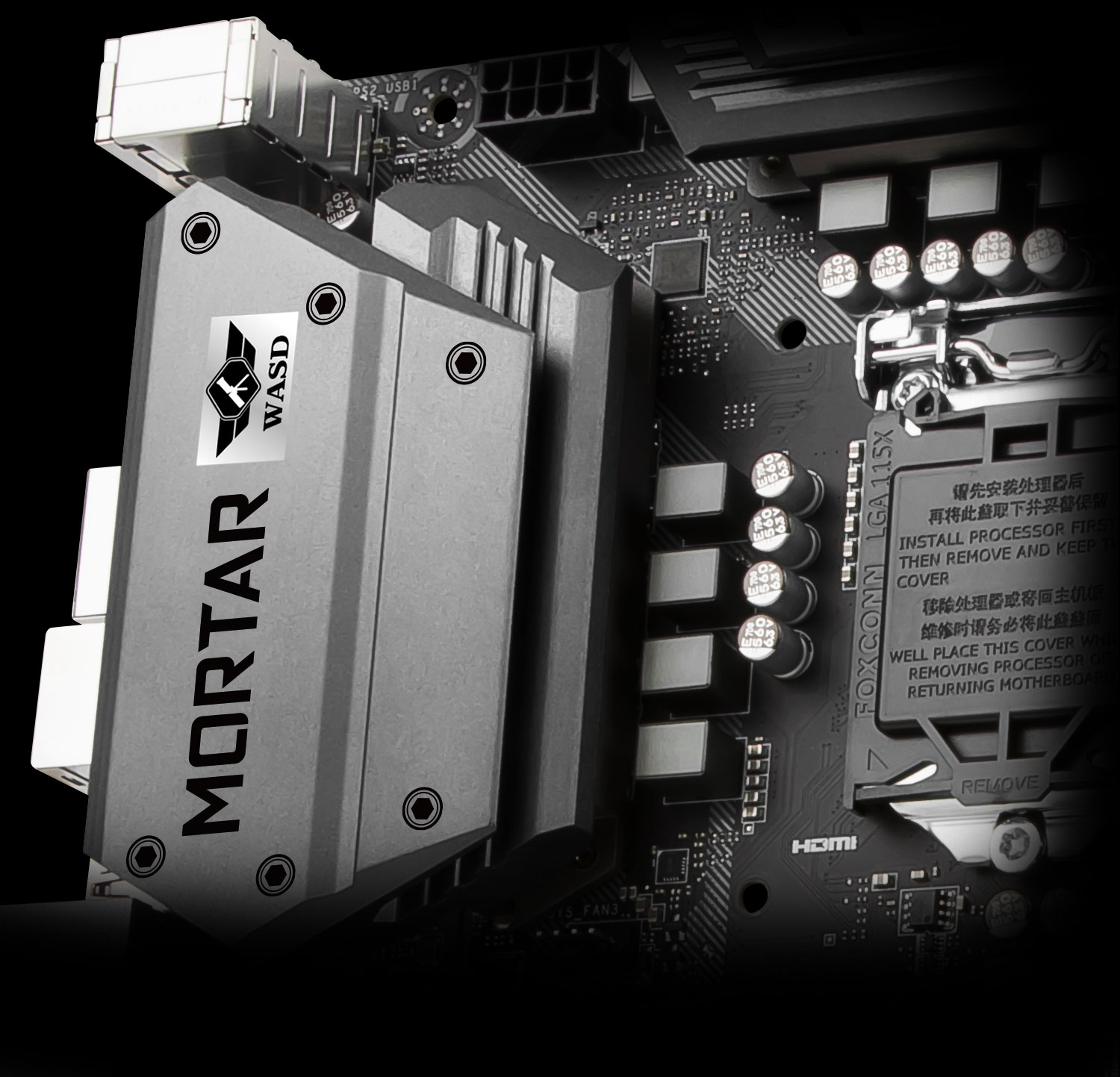 B360M BAZOOKA | Motherboard - The world leader in motherboard design
